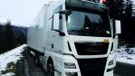Das Kemptener Unternehmen Monalysis unternimmt mit den LKWs von MAN umfangreiche Testfahrten,...