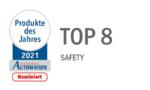 Unsere 8 nominierten Produkte in der Kategorie »Safety«: Jetzt sind Sie an der Reihe!