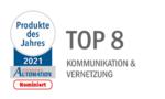 Unsere 8 nominierten Produkte in der Kategorie »Kommunikation & Vernetzung«: Jetzt sind Sie an der Reihe!