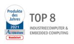 Unsere 8 nominierten Produkte in der Kategorie »Industriecomputer & Embedded Computing«: Jetzt sind Sie an der Reihe!
