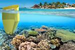 Präzise Spannung repariert Korallenriffe