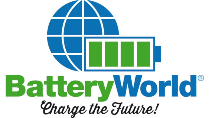 Logo Battery World