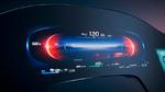 Mercedes-Benz EQS mit neuem MBUX Hyperscreen