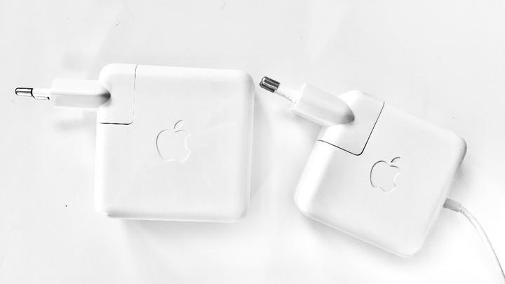 Apple Power Adapter ohne GaN