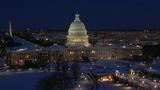 Das Kaptiol in Washington, Amerika.
