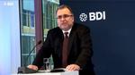 BDI-Präsident Russwurm fordert Wachstumsprogramm 2030