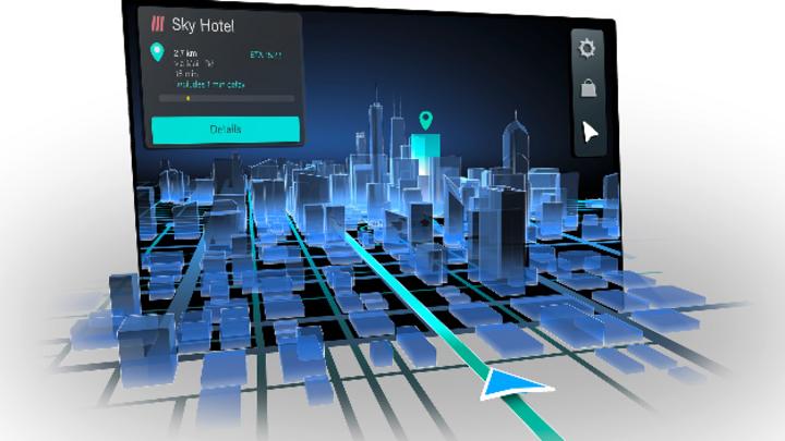 3D-Navigation