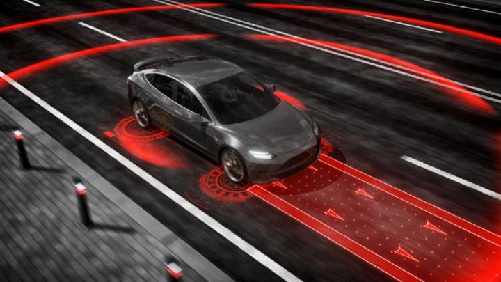 Bei autonomen Fahrzeugen, kommen KI-Systeme zum Einsatz, die eine komplexe Prüfung erfordern.