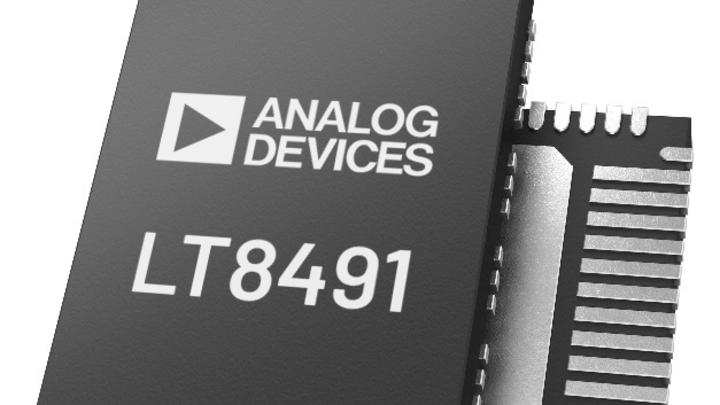 Batterielade-Controller »LT8491«