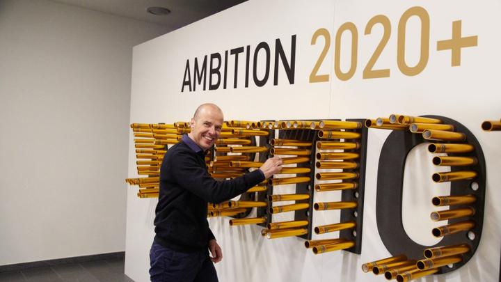 Ambition 2020+ und Mario Vogl, Beko/Grundig