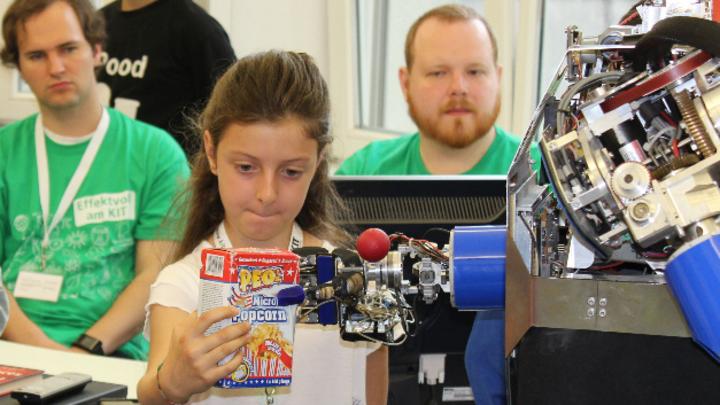 KIT, Reallabor Robotische Kuenstliche Intelligenz