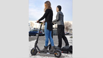 Target simuliert E-Scooter-Fahrer