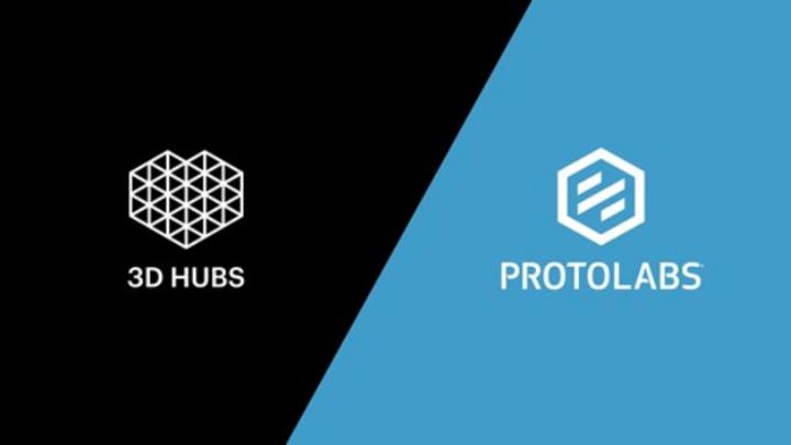 Protolabs/3D Hubs