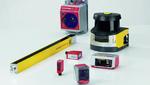 Das Produktsortiment besteht aus Lichtvorhängen, optischen Barcode- und Etikettenlesern.