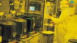 IC-Fertigung in Fab12 von TSMC.