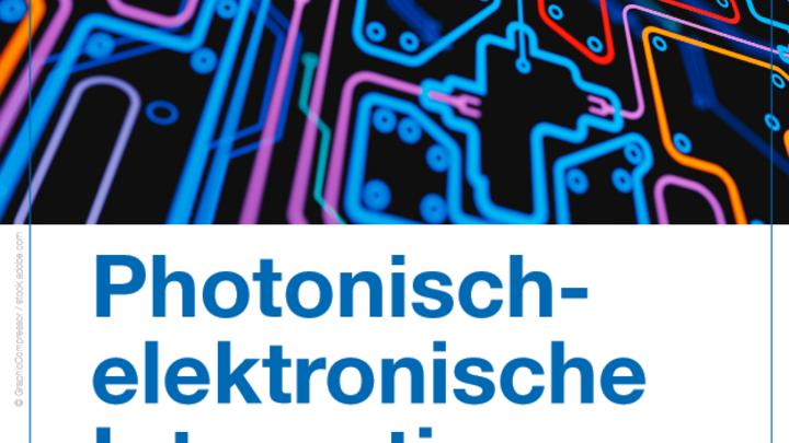 Im Positionspapier zählt der VDE neben Sensorik noch fünf weitere relevante Forschungsfelder für photonisch-elektronisch integrierte Systeme.