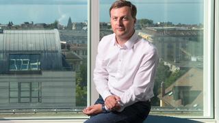 Thomas Scheibel, Geschäftsführer von Sigfox Germany.