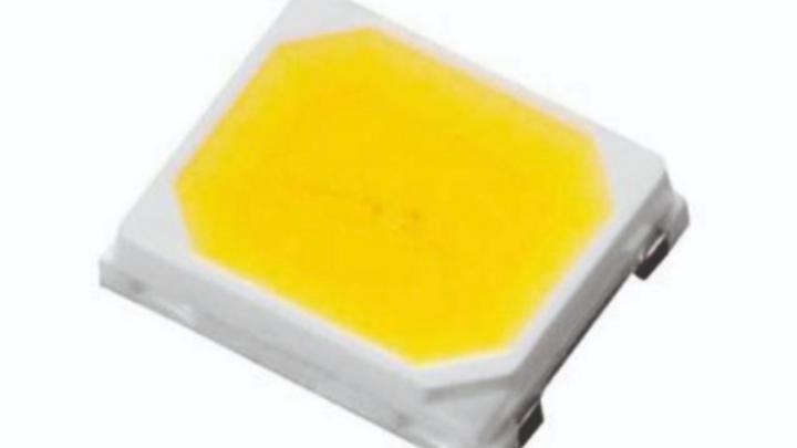 LED der PW-Serie mit Breitband-Lichtspektrum
