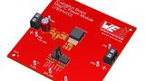 Das LDHM Evaluation Board von Würth Elektronik ist vielseitig einsetzbar und bietet ein optimales EMV- und Temperaturverhalten.