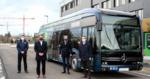 Darmstädter Elektrobusse fahren mit AKASOL-Batterien