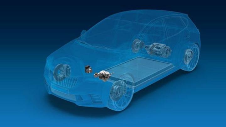ZF neues Bremsregelsystem kommt in der gesamten MEB-Plattform des Volkswagen-Konzerns zum Einsatz.