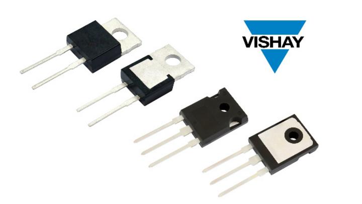 Vishay, Schottky Diodes, Silicon Carbide, SiliconCarbide, SiC