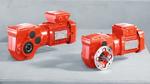 Neue Spiroplan-Getriebebaureihe