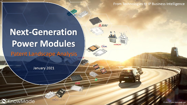 Knowmade, Patents, Power Modules, SiC, Silicon Carbide, SiliconCarbide