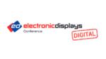 2021 wird die electronic displays Conference seine digitale Premiere feiern.