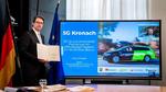 5G-basiertes Testfeld für automatisiertes Fahren in Planung