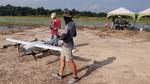 Robuste Cargo-Drohne für unwegsame Gebiete