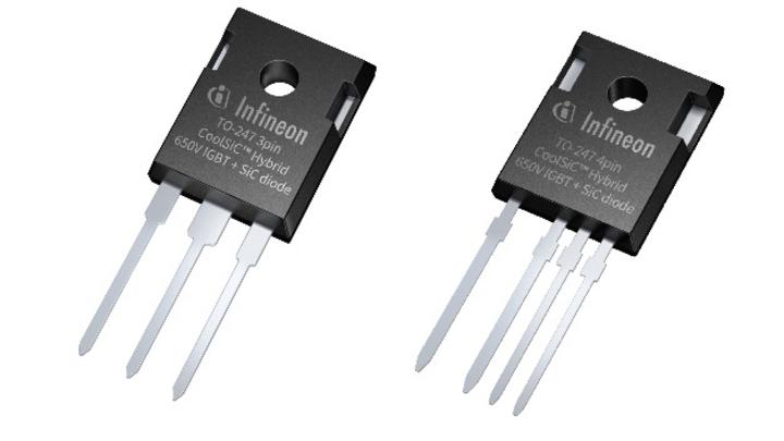 Infineon, Silicon Carbide, IGBT