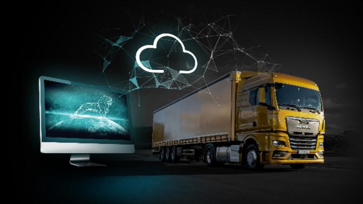 MAN Online Traffic ist das erste verfügbare OTA-Feature in MAN Now.