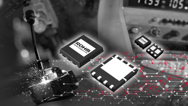 Rohm Semiconductor, P-Channel MOSFETs