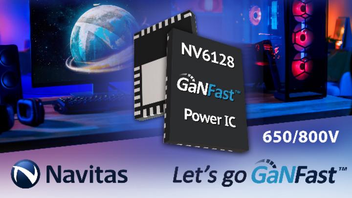 Navitas Semiconductor, GaNFast, GalliumNitride, Gallium Nitride