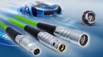 ODU Mini-Snap für SPE und  Automotive-Ethernet