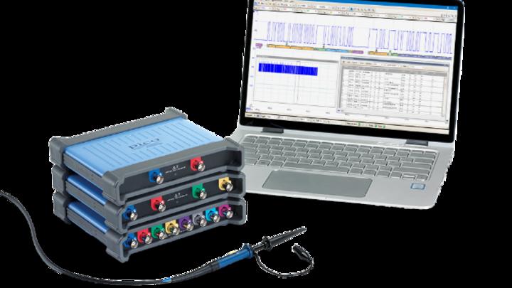 Die neue PicoScope-4000A-Serie von Pico Technology punktet mit hoher Auflösung und Speichertiefe