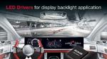 Online-Seminar: LED-Treiber für Display-Hintergrundbeleuchtungen