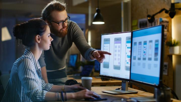 Fokus auf den Anwender: Mit der DIA-Plattform lassen sich Tests zur Interaktion von Anwender und Software automatisieren.
