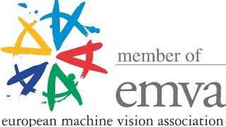 Logo des europäischen Standardisierungsgremiums EMVA.
