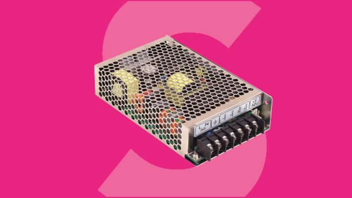 Schukat electronic, Mean Well, Power Supplies, HRP-N