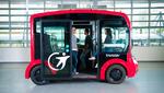 Mobileye, Transdev und Lohr entwickeln autonome Shuttles