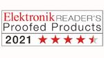 Logo - Wertung Leser testen