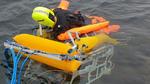 Autonomer Wasserroboter rettet Ertrinkende