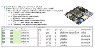 LDRA Tool Suite für ARC-Prozessoren von Synopsys.