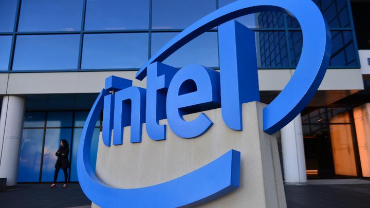 Intel Headquarter, The Robert Noyce Building in Santa Clara, California,