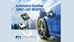 Automotive-qualifizierter 1200-V-SiC-MOSFET