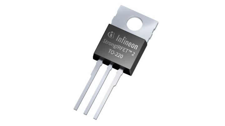 Infineon, MOSFET, StrongIRFET 2