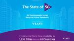 Anzahl städtischer 5G-Netze 2020 massiv gestiegen