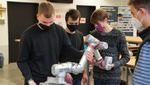 Münchner Startup baut ersten vollmodularen Roboter